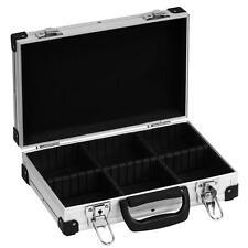 Alu Koffer Box Werkzeugkiste 33 x 21 x 9 cm Fotokoffer Aktenkoffer Werkzeug BGS