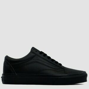 VANS Old Skool Classic Tumble Unisex Sneakers - Black VN0A38G1PXP