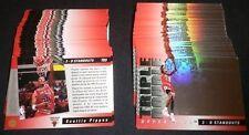 1994 Scottie Pippen Bulls '94 Upper Deck European Triple Double TD3 100 Card Lot