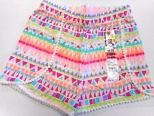 Toddler girls shorts Girls clothes Challis Pom Pom Shorts Color variety 2T-5T