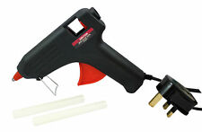 40W Midi Glue Gun Anti Drip Nozzle Multi Purpose Hobby Includes Glue Sticks