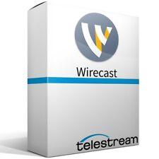 Wirecast Pro for Mac Genuine Lifetime License LATEST VERSION 13.1.2