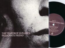 Teardrop Explodes ORIG UK PS 45 Passionate friend NM '81 Julian Cope