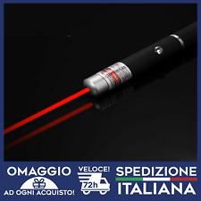 Laser Puntatore Rosso Professionale mw 650nm Alta Qualita MILITARE 5MW NEW 2020