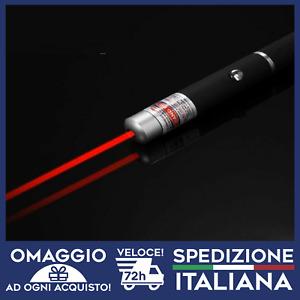 Laser Puntatore Rosso Professionale Alta Qualita MILITARE NEW 🇮🇹
