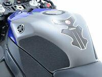 Yamaha YZF R1 2010 R&G Racing Tank Traction Grip Pads EZRG901CL Clear