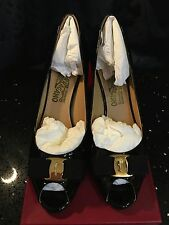Salvatore Ferragamo Heels RIBES 1 Size 10 BRAND NEW IN BOX!