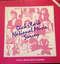 RADIO SHOW: DICK CLARK NATIONAL SURVEY A/C 10/12/85 RECORD BREAKER THEME