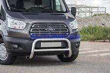 Frontbügel Bullenfänger Frontschutzbügel Rammschutz Ford Transit Zulassung