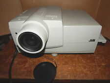 JVC DLA-S10U D-ILA Video Projector with Remote, NO Lamp