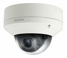 SAMSUNG scv-6081r HD-SDI 2MP Full HD 1080p vandalproof DOME CCTV CAMERA HD SDI