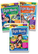 Sight Words DVD Collection by Rock 'N Learn (New) -  170 Sight Words
