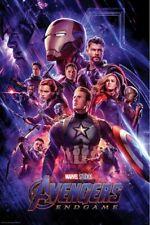 Avengers 4 Endgame One Sheet POSTER 61x91cm NEW End Game Iron Man Thanos Captain