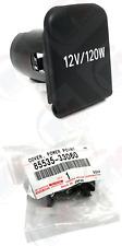 OEM Toyota 85535-33060 Cigarette Lighter / AC Power Outlet Socket Cap Cover Plug