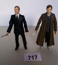 Doctor Who: 10the Doctor David Tennant and The Master with Sonic Screwdrivers717