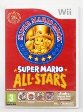 SUPER MARIO ALL STARS - NINTENDO WII - PAL ESPAÑA - BROS STAR