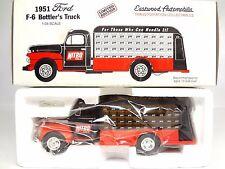 1951 Ford F-6 Bottle Truck 1/34 scale die cast Nitro Cola NIB First Gear LE 1:34