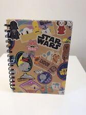 Star Wars Journal Disneyland Hong Kong RARE Disney Darth Vader R2-D2