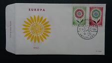 "FDC 1298/99 ""Europa 1964 - Fleur"" - Anderlues !"