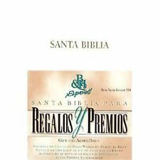 RVR 1960 Biblia para Regalos y Premios, blanco imitación piel (Spanish Edition),