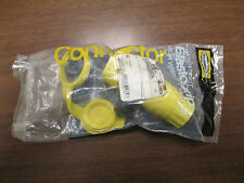 Hubbell Connector Body HBL15W33, Water Tight 20A 125V New Surplus