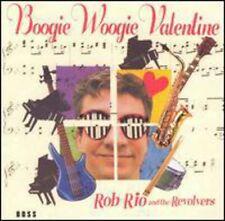 Boogie Woogie Valentine - Rob & Revolvers Rio (2006, CD NEUF)