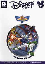 Captain Buzz Lightyear Action-Game (PC, 2002, DVD-Box)