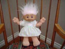 Original Treasure Trolls Doll 12 Inch Soft Stuffed 1991