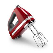KitchenAid HAND MIXER 7 SPEED RED swivel cord R-KHM7ER R-KHM720ER