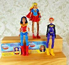 DC COMICS SUPER HERO GIRLS Super Hero High School Lot of 3