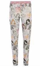 Disney Princess Tiara 👸🏼 Pjs Pyjamas Leggings Primark Size 18/20