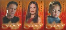 Charmed Connections Full 3 Card Family Ties Box Loader Chase Set from Inkworks