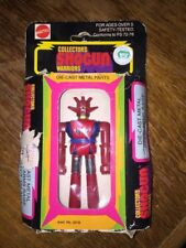 """Vintage 4"""" Shogun Warrior New In Box 1978 Mattel"""
