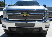 GrillCraft Lower Bumper Billet Aluminum Grille Insert for Chevrolet Silverado HD