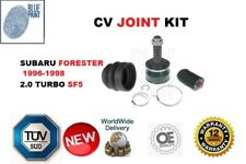 FOR SUBARU FORESTER 2.0 TURBO SF5 96-98 CV JOINT KIT OUTER NEW 28021-AA130