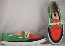 Men's Unisex Jack Purcell Multi-Color Boat Shoes M 8 W 9.5 EUR 41