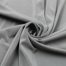 Solid Venezia Polyester Spandex Stretch Fabric - Style 800