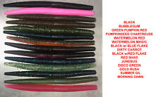 Pro's Choice Bulk Senko Style Soft Plastics - 50 Count - Made In The Usa!