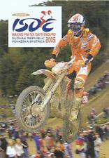 INTERNATIONAL SIX DAY ENDURO 2005 - DVD - REGION 2 UK