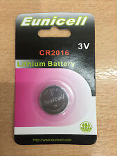 Cell Battery Cr2016 Cr2032 Cr2025 Batteries 1 x Eunicell 3V Lithium Button Coin