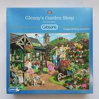 Gibson's 1000 Piece Jigsaw Puzzle Glenny's Garden Shop G6178 - 1000 Pc Puzzle