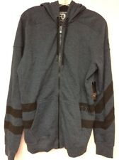 Mens Hooded Zip Up Jacket By Fox Retail $69.50 Slim Fit Size Small