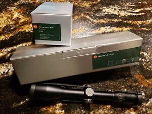 Leica 51055 ER 5 2-10x50 30MM Rifle Scope Magnum Ballistic Reticle With Box