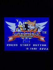Sega Game Gear - TFT LCD Screen Mod - Mcwill Recap