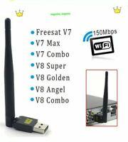 FREESAT V8 V7 USB WIFI ANTENA