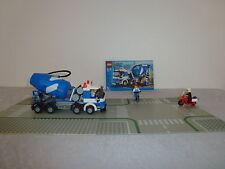 Lego City 7990 zimentauto con Oba +2 calles +2 figuras +2t * rareza *