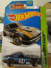Hot Wheels Datsun 240Z Hw Workshop Black