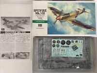 Hasegawa Spitfire Mk VIII - Royal Air Force Fighter - 1:48 Scale - No.09081
