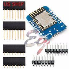 D1 Mini NodeMCU and Arduino compatible wifi lua ESP8266 ESP-12 Arduino WeMos