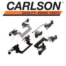 Carlson P757 Brake Pad Installation Kit Pad Disc Service Hardware qa